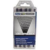 Scheppach Plátky pro lupínkové pily (box 5x12 ks) - Pilový list