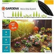 Gardena Startovací sada pro květinové záhonky/kuchyňskou zahradu - Sada na zavlažování