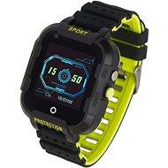 Garett Kids 4G Black - Chytré hodinky