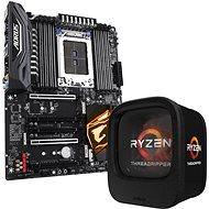 Akční balíček GIGABYTE X399 AORUS PRO + CPU AMD RYZEN Threadripper 1920X