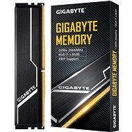GIGABYTE 8GB DDR4 2666MHz CL16 - Operační paměť