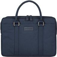 dbramante 1928 AVENUE PURE Stelvio Slim Bag PURE 14'' Blue - Brašna na notebook