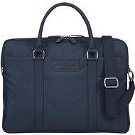 dbramante 1928 AVENUE PURE Ginza Duo Pocket Bag PURE 16'' Blue - Brašna na notebook