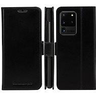 dbramante1928 Copenhagen Slim pro Galaxy S20 Ultra Black - Pouzdro na mobil