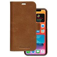 dbramante1928 Lynge Case pro iPhone 12 Pro Max Tan - Pouzdro na mobil