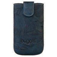 Bugatti Slim Case Leather Unique 2011 SL modré