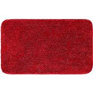 GRUND MELANGE Koupelnová předložka 50x110 cm, rubínová - Koupelnová předložka