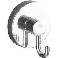 WENKO VacuumLoc  - Nástěnný háček, 2ks 24x10x4 cm, lesklý