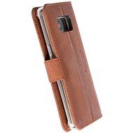 Krusell Sunne 5 Card FolioCase pro Samsung Galaxy S8 hnědé - Pouzdro na mobilní telefon