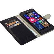 Krusell BORAS pro Lumia 950 černé - Pouzdro na mobilní telefon