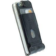 Krusell EKERÖ Flexi FlipWallet pro Apple iPhone 6/6S černé - Pouzdro na mobilní telefon