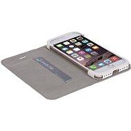 Krusell MALMÖ FolioCase pro Apple iPhone 7, bílé - Pouzdro na mobilní telefon