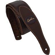 GODIN Brown Padded leather - Popruh na kytaru