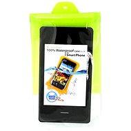 DiCAPac WP-C10i zelené - Pouzdro na mobilní telefon