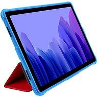 """Gecko Covers pro Samsung Tab A7 10.4"""" (2020) Super Hero děti Cover modro-červená - Pouzdro na tablet"""