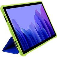 "Gecko Covers pro Samsung Tab A7 10.4"" (2020) Super Hero děti Cover modro-zelená - Pouzdro na tablet"