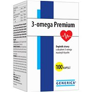 Omega-3 Premium 100  Capsules - Omega 3