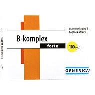 B-complex Forte 100 Tablets - B Complex
