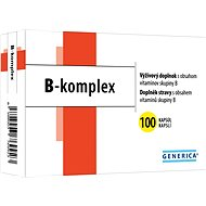 B-komplex 100 kapslí