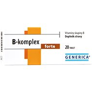 B-complex Forte  20  Tablets - B Complex