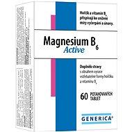 Magnesium B6 Active tbl. 60 - Hořčík