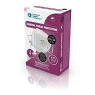 GPP Respirator - FFP2 NR - Package/10 pcs - Respirator