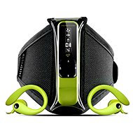 Energy Sistem Active 2 Neon Green 4GB - MP3 přehrávač