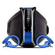 Energy Sistem Active 2 Neon Blue 8GB - MP3 přehrávač