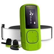 Energy Sistem MP3 Clip Bluetooth Sport 16GB Greenstone - MP3 přehrávač