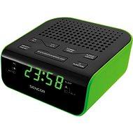 Sencor SRC 136 GN černo-zelený - Radiobudík