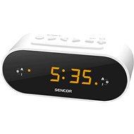 Sencor SRC 1100 bílý - Radiobudík