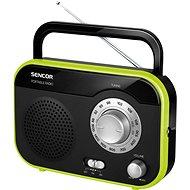 Sencor SRD 210 BGN - Rádio