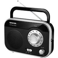 Sencor SRD 210 BS - Rádio