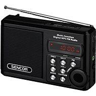 Sencor SRD 215 B černé - Rádio