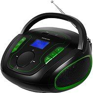 Sencor SRD 230 BGN černo-zelené - Rádio