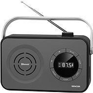 Sencor SRD 3200 B - Rádio