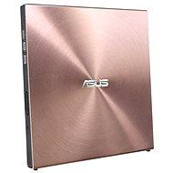 ASUS SDRW-08U5S-U růžová + software - Externí vypalovačka