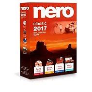 Nero 2017 Classic CZ - Vypalovací software