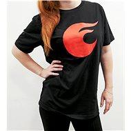 eXtatus tričko černé S - Tričko