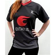 eXtatus hráčský dres slovenská vlajka černý - Dres