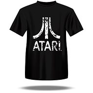 Atari T-Shirt – Distressed Logo L - Tričko