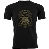 Assassin's Creed Origins Logo T-Shirt - Tričko