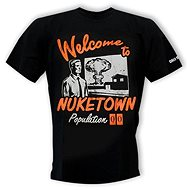 Call of Duty WWII - Division Nuketown T-Shirt - Tričko