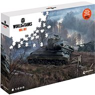 World of Tanks puzzle - Na číhané - Puzzle