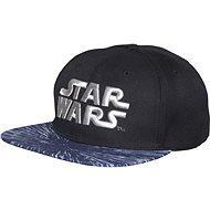 Star Wars Front Logo Snapback - Kšiltovka