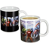Marvel Avengers heat reveal mug - Hrnek