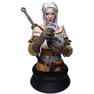 The Witcher 3: The Wild Hunt  - Bust Ciri ver. Gwent Ltd Ed - Figurka