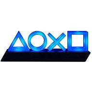 USB PlayStation Icons Light PS5 - Stolní lampa