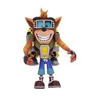 Crash Bandicoot - Crash with Jetpack Deluxe Action - Figure