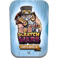 Scratch Wars - Starter Zepplandia - Karetní hra